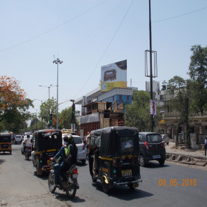 Facing to  Kranti,Chowk
