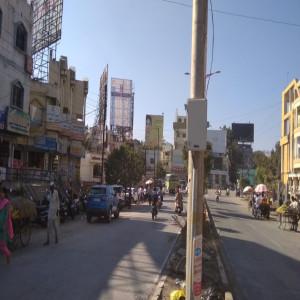 Gajanan Maharaj Mandir chowk