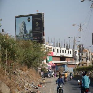 KALDA CORNER Towards,Darga  chowk
