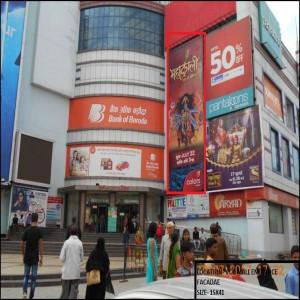 V.C.C Mall, Entrance