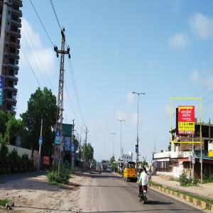 at Pal-gangana Road Near Arihant Adita Township