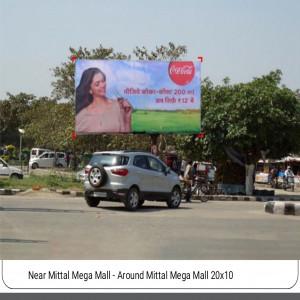 Near Mittal Megha mall GT Road