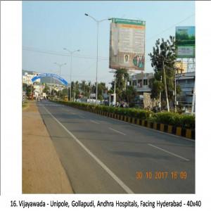 Gollapudi, Andhra Hospitals