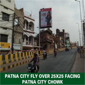 Patna City Fly over, Patna shahib Chock