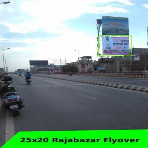 Raja Bazar Fly Over, Gandhi Maidan