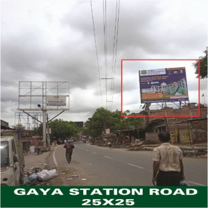 Gaya Station Road
