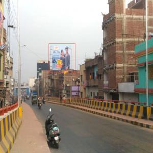 Patna city fly over bridge, Patna, Patna sahib Railway Station