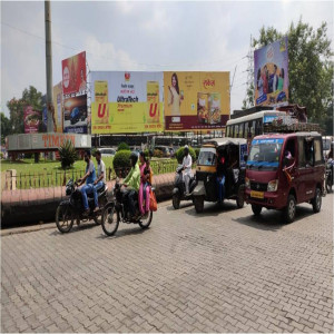 Jamshedpur Sakchi JP Setu Bus Stand