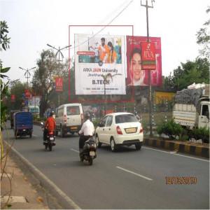 Jamshedpur Bistupur Voltas Bus Stop Tata Hata Road
