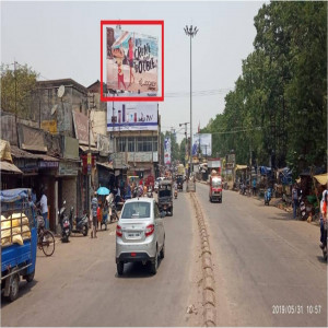 Jamshedpur Station main Road