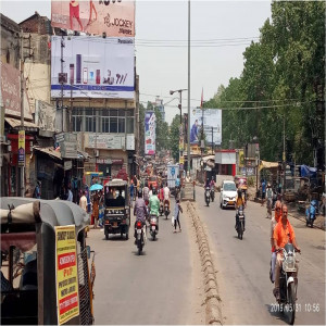 Jamshedpur Station main Road