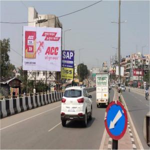 Jamshedpur Adityapur Bridge towards Adityapur