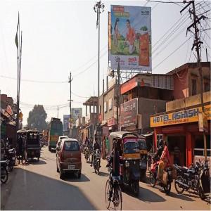 Jamshedpur Station main Road City Exit