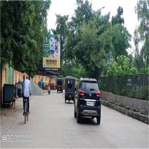 Jamshedpur Station main Road Out Gate