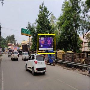 Jamshedpur Station main Road Khasmahal Chowk