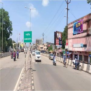 Gamharia main Road near Block Office