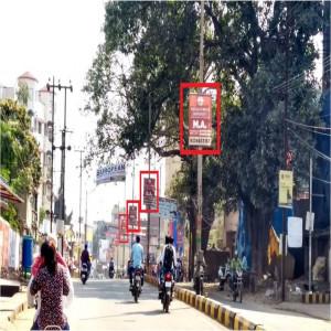 Jamshedpur Mango to Pardih Pole kiosk