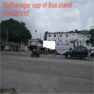 Radhanagar Near Bus stand