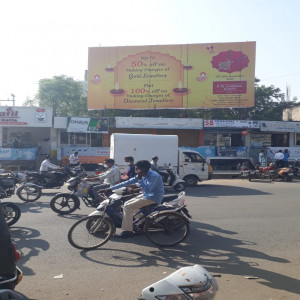 Anand Hotel circle Gulbarga