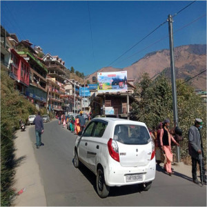 Theog Bus Stand-Upper Himachal