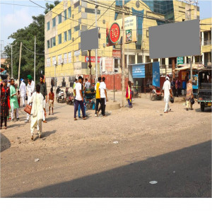 BUS STAND ENTRY 2