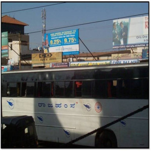 New Opp: Bus stand GND Complex