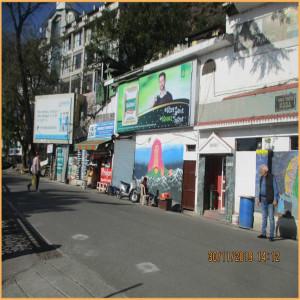 mussorie,Outside Sagar Ratna, Mall Road,