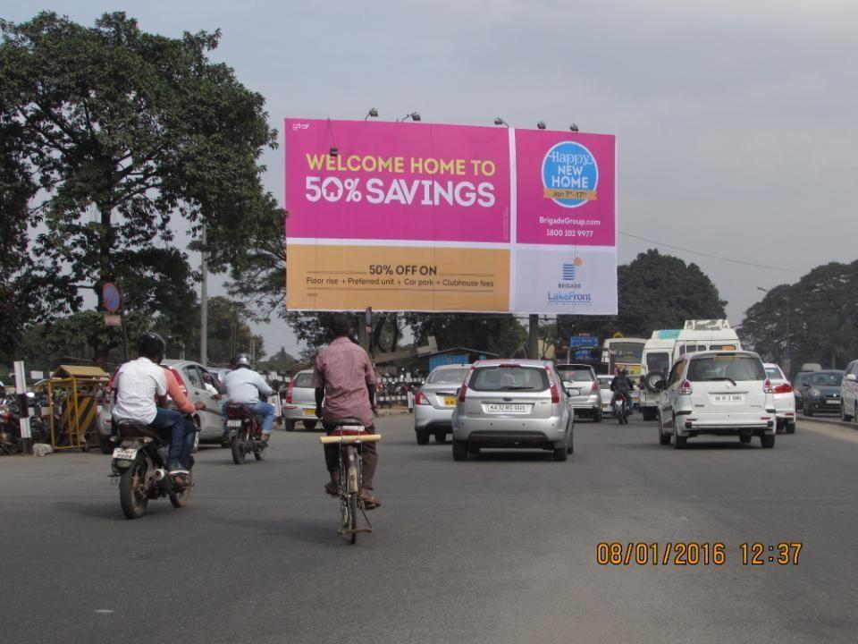 KR Puram Railway Station, Bangalore