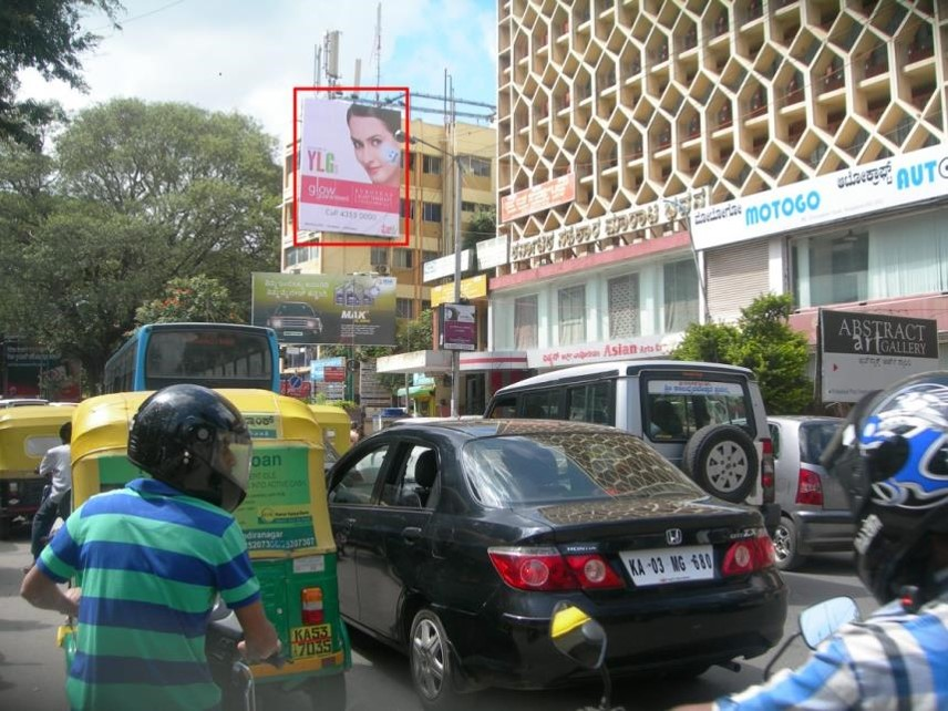 Cunningham Road, Bangalore