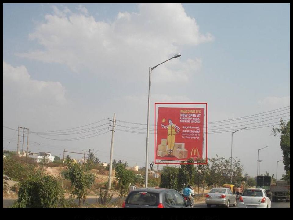 ORR Near kasturinagar, Bangalore