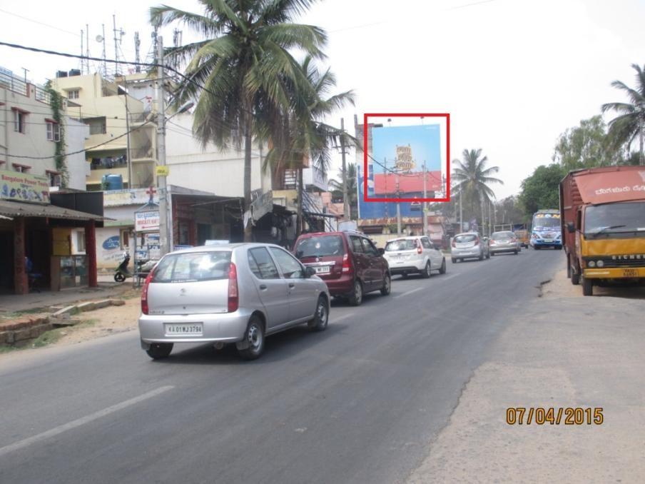 Bannergatta  Near Royal Meenakashi Mall Towrds City, Bangalore