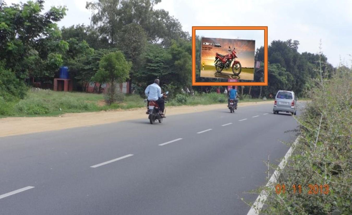 Mysore Road Near Chanapatna, Bangalore
