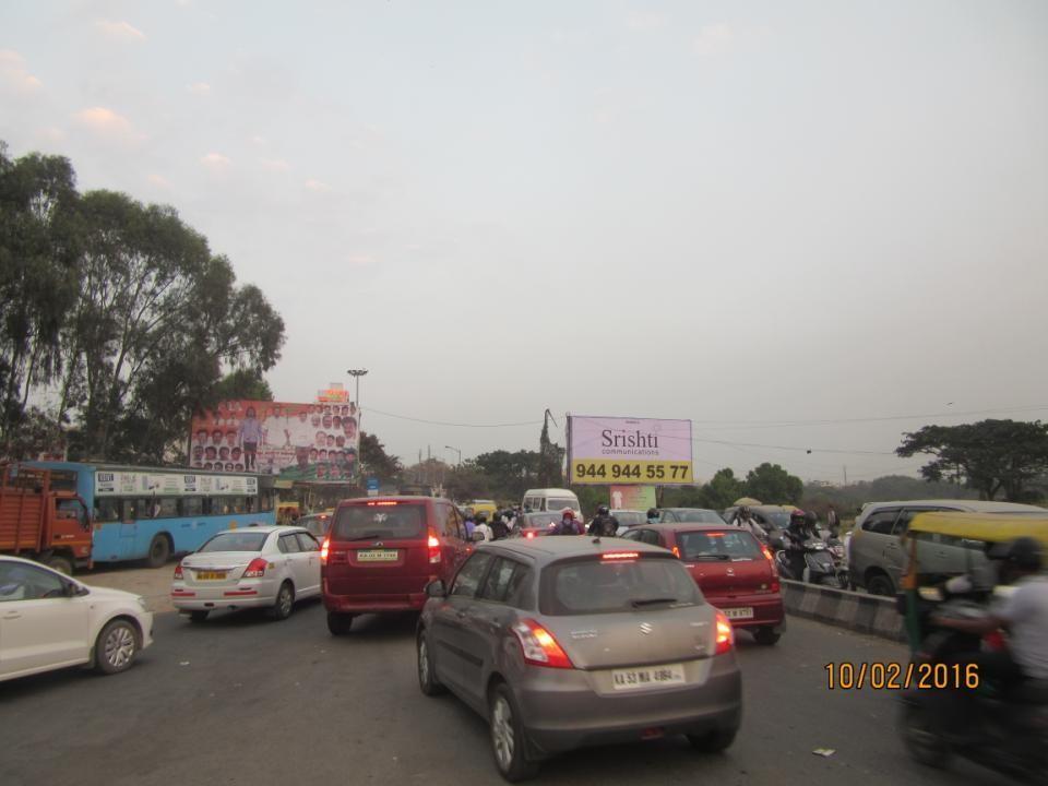Rammurthy Nagar Signal to KR Puram, Bangalore