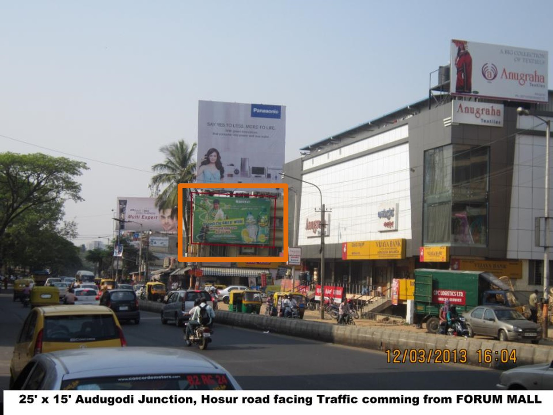 Adugodi Main Road, Bangalore
