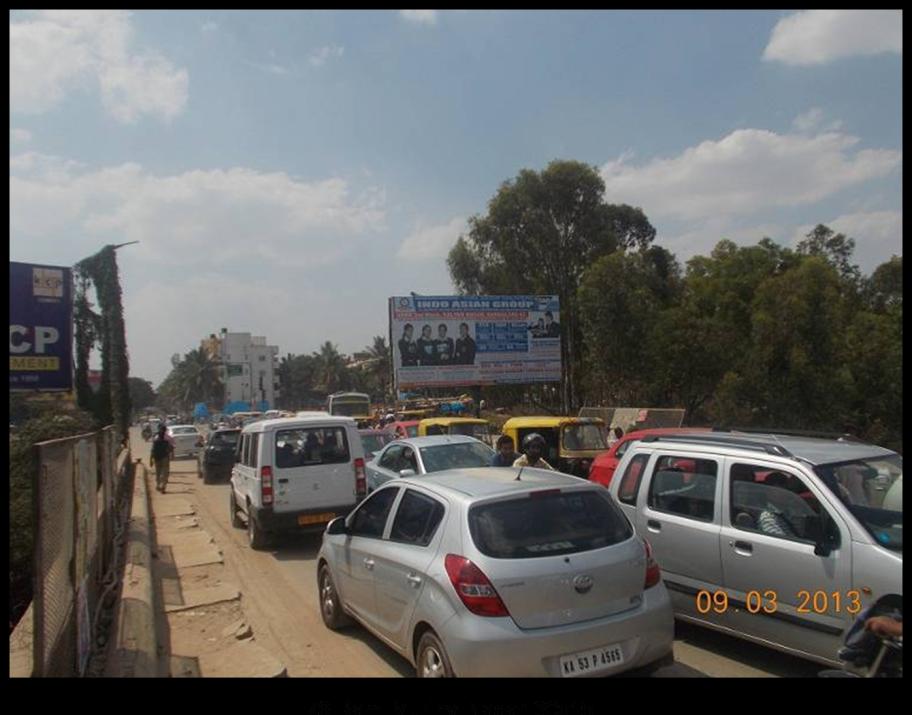 Rammurthy Nagar Signal to ORR, Bangalore