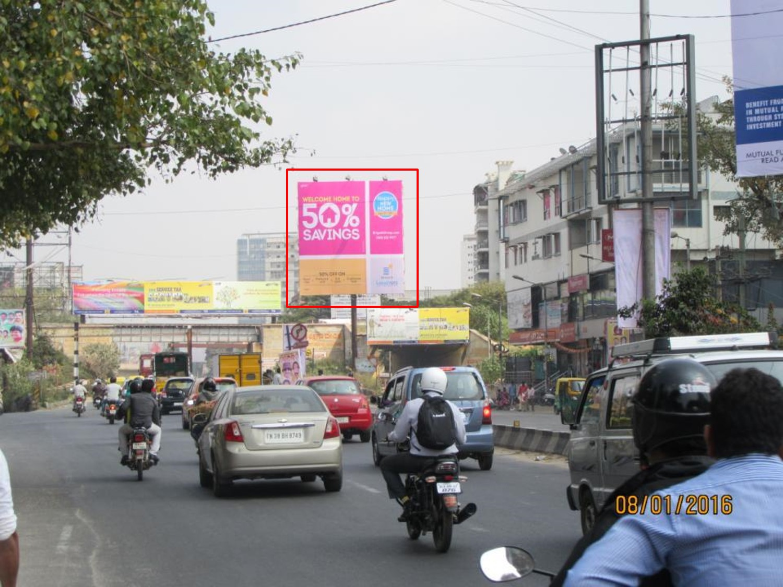 Old Madras Road Benaganahalli Bridge, Bangalore