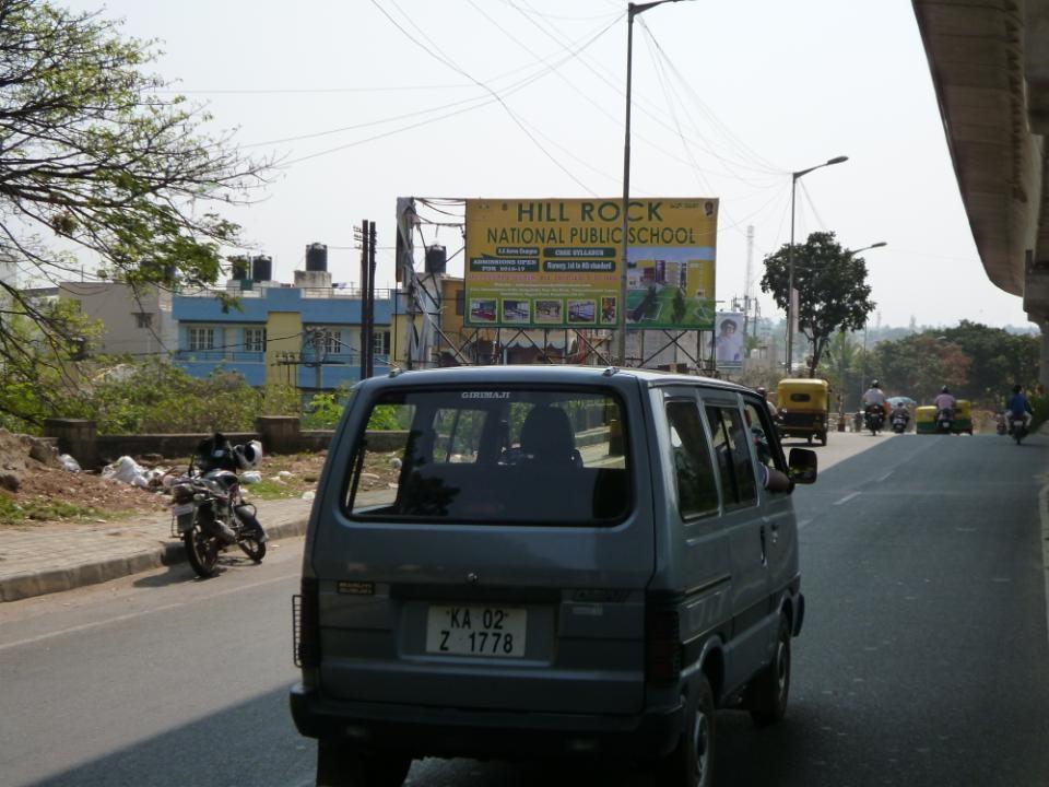 Vijaynagar Railway Bridge, Bangalore