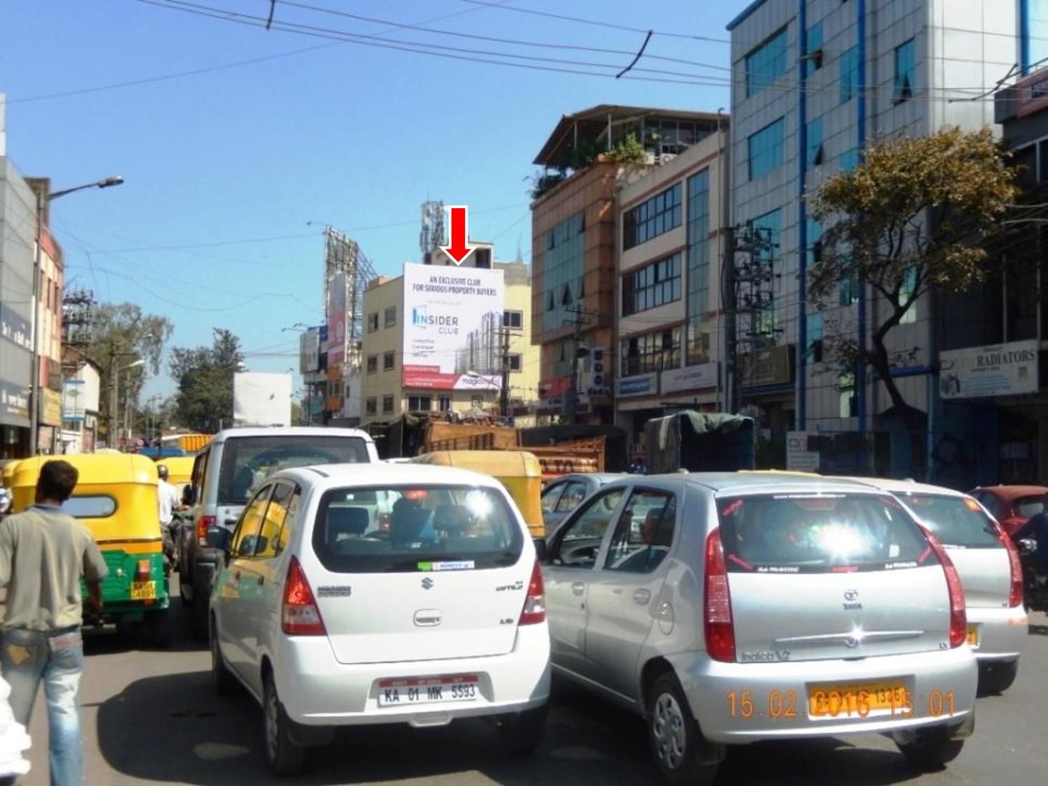 Opp Urvashi Theater Towards Lalbagh Main Gate, Bangalore