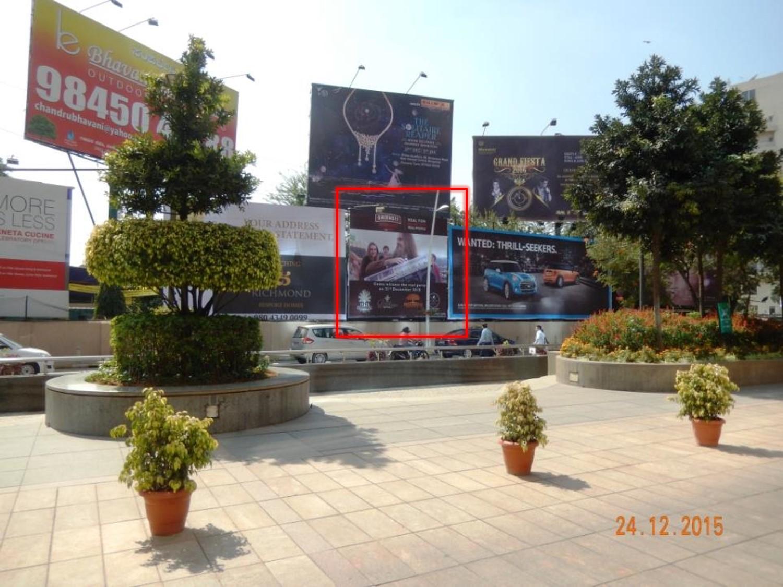 Opp UB City, Bangalore