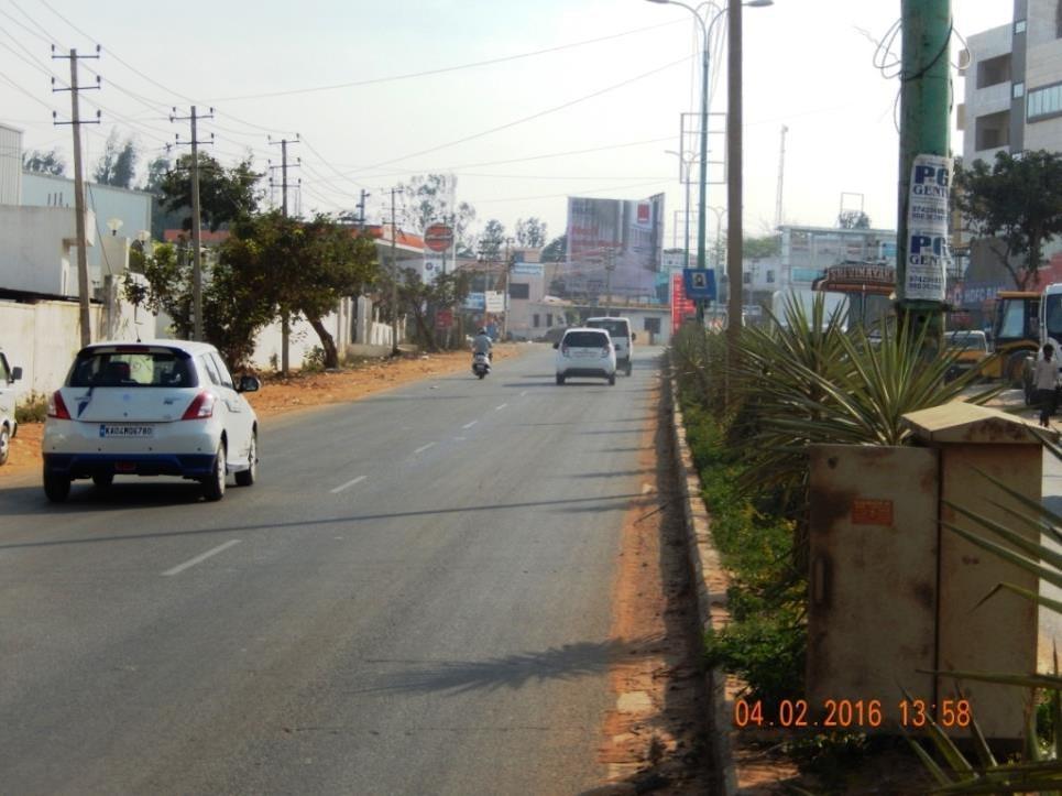 From Electronic City, Bangalore