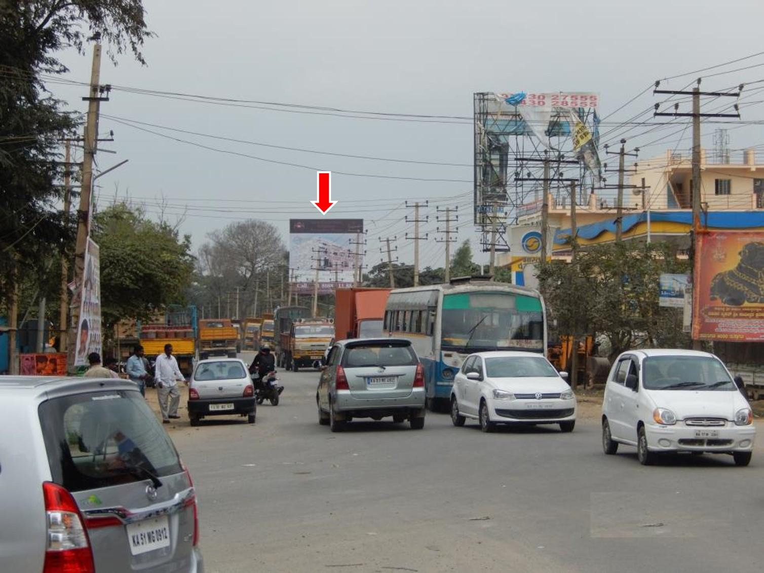 Sarjapura Road, Dommasandra Circle, Bangalore