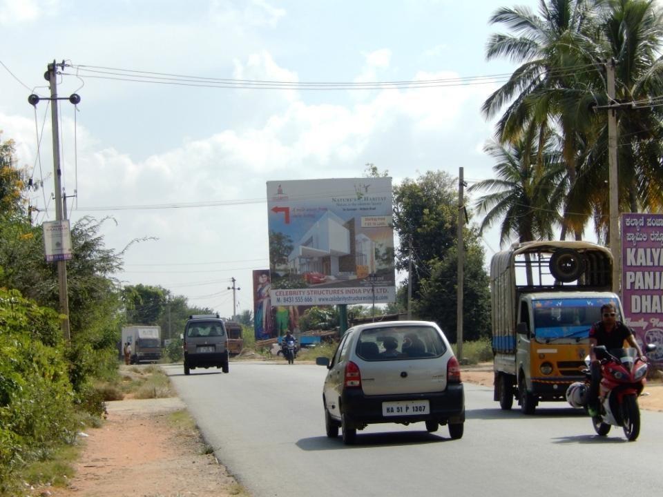 From Sarjapura, Near Arunacham Co, Bangalore