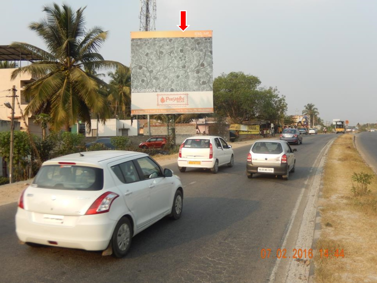 Mysore Road, Before Kengeri, Bangalore