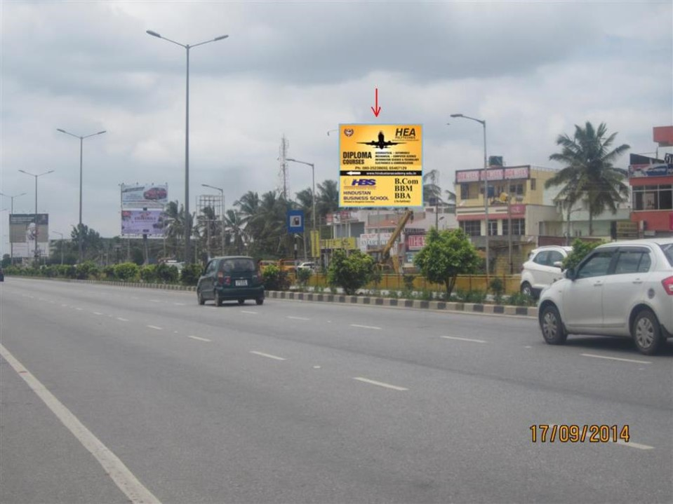 New Airport to Bangalore City Chikkajala, Bangalore