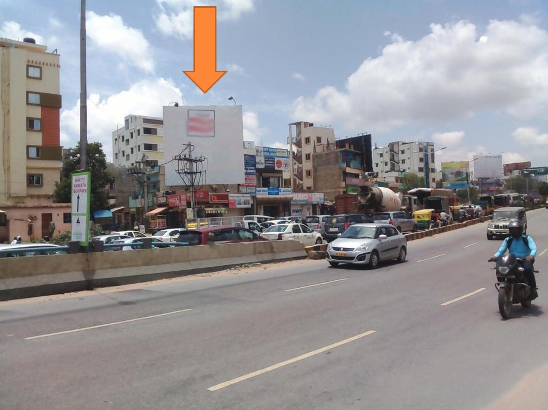 Opp Manyata Tech Towards Hebbal, Bangalore