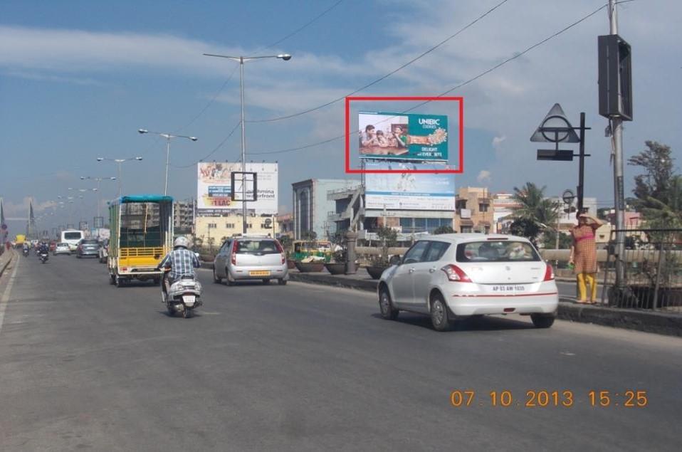 K.R.puram Flyover Outgoing, Bangalore