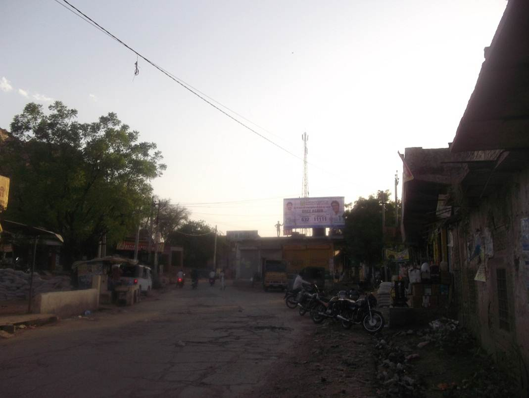 Tunga Bus Stand, Jaipur