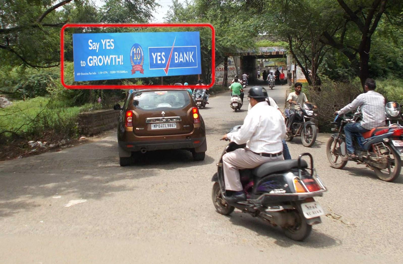 DB Mall Road, Bhopal