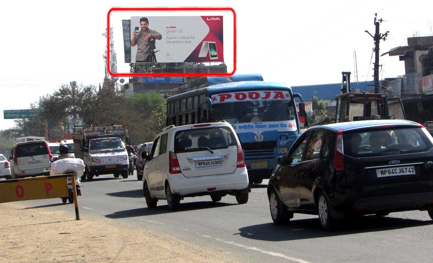 Mandideep Road, Bhopal