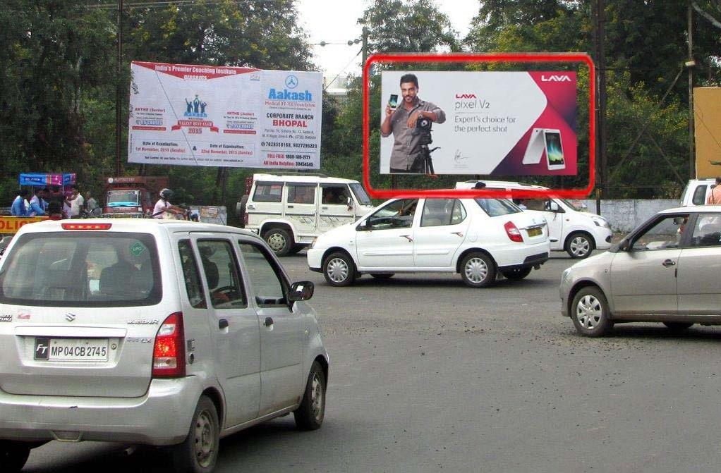 Arera Colony Crossing, Bhopal